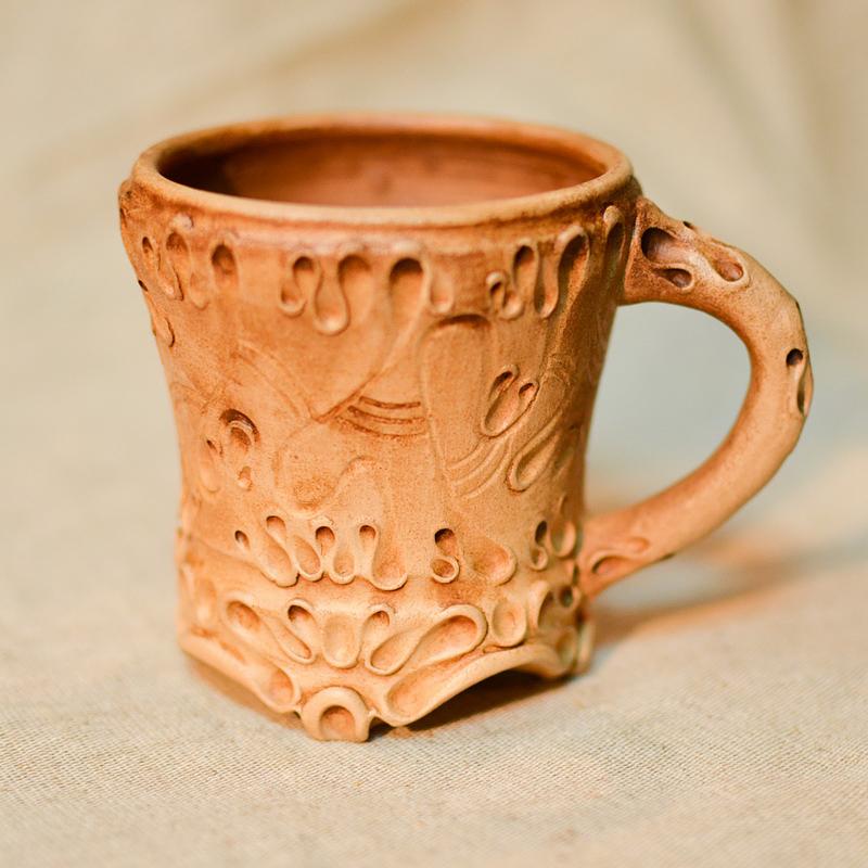 """Чашка """"Субклітинні Структури"""""""