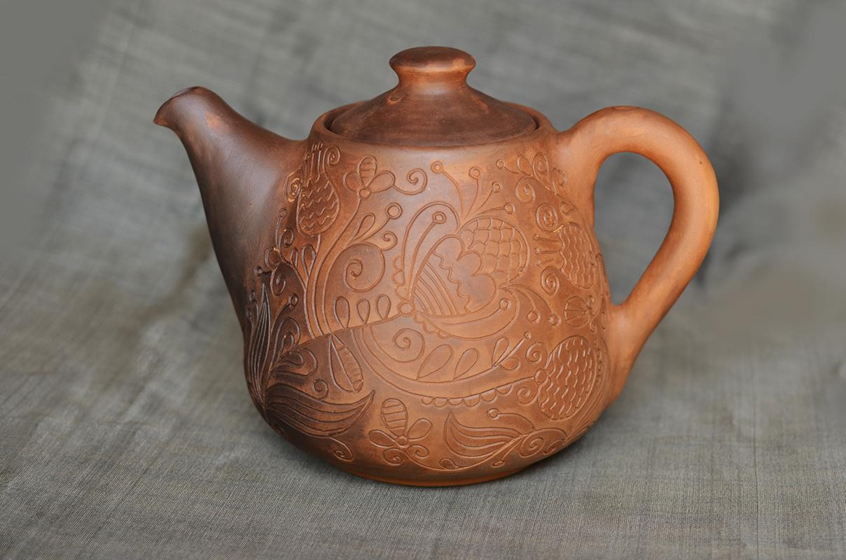 "Чайник ""Чай Карпатський"""