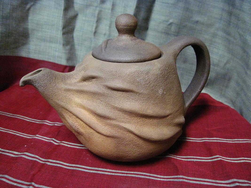 "Чайник ""Япона стайл"" збоку"