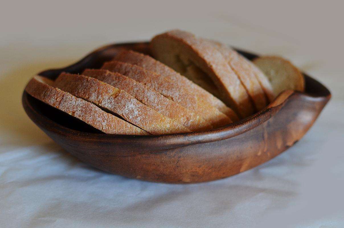 """Хлібниця """"Canada"""" з хлібом"""