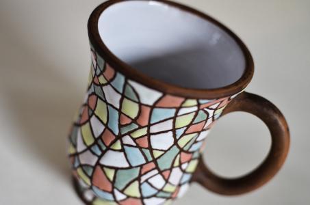 """Чашка """"Зе"""", інший фон та освітлення ближче"""