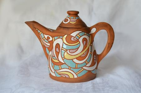 "Чайник ""Virtuoso"" вигляд справа"